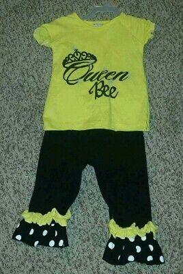 Queen Bee Outfit (QUEEN BEE TODDLER OUTFIT)