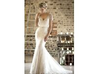 Unworn wedding dress