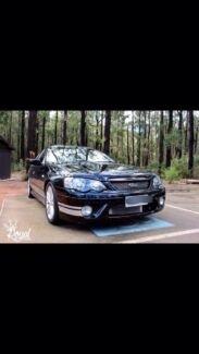 BF MK2 XR6 TURBO  Rowville Knox Area Preview