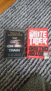 """""""The White Tiger"""" and """"The Girl on The Train"""" Grange Charles Sturt Area Preview"""