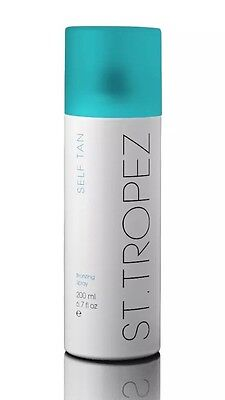 St. Tropez Self Tan Bronzing Spray 6.7 fl oz