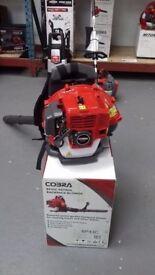 New Cobra 43cc Petrol Backpack Blowers, Ballynahinch
