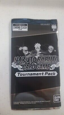 - Naruto Boruto Next Generation Card Game  TOURNAMENT PACK - Contains 1 Promo Card