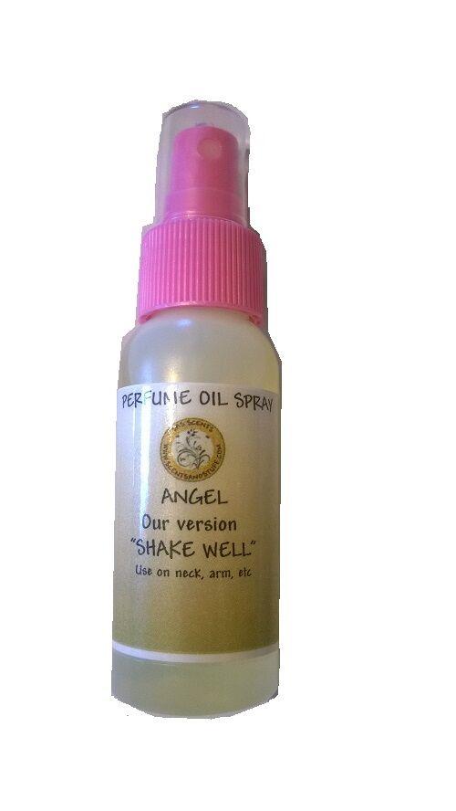 Perfume Oil Spray 2 oz Designer Type Scents - U Pick Scent