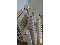 CAST IRON RADIATORS FOR SALE (14 NO. VARIOUS SIZES) OPEN TO OFFERS