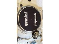 2 Gemini high torques professional decks for sale. In good condition.