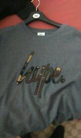 HYPE Camouflage Named Jumper LARGE