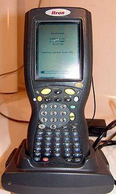 Itron   Itronix Ix100x Handheld Scanners