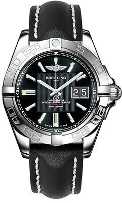 A49350L2/BA07-429X | BREITLING GALACTIC 41 | BRAND NEW MENS WATCH