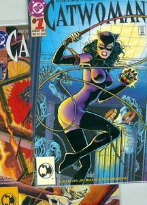 Catwoman-1-2-3-and-4-NM