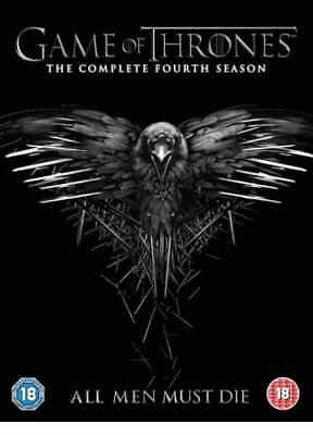 GAME OF THRONES Season 4 DVD Complete Series 4 Four New Sealed