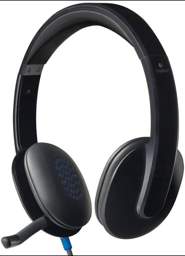 Logitech Ear Pad PC Headset