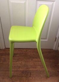 Ikea Urban green junior chair - kids chair