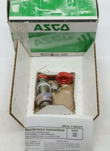 Asco 316782 Rebuild Kit