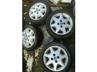 Ford rs alloys 15""