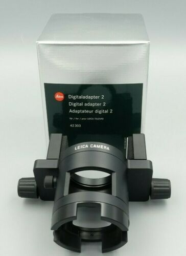 Leica Digital 42303 Adapter 2 Spotting Scope Adapter