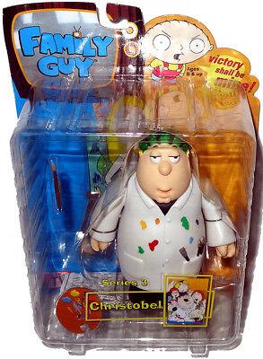 Mezco Family Guy Series 3 Christobel Action Figure, New!