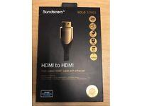 HDMI Gold Series Lead