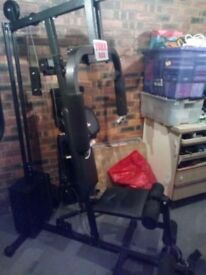 Great condition multi gym