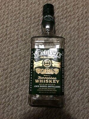 Used, JACK DANIELS 1.75 ml BOTTLE (EMPTY)GREEN LABEL for sale  San Antonio