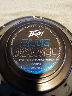 Peavey Blue Marvel 8 Ohm 12