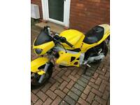 Gilera dna 50cc with log book runs fine. £600 ono