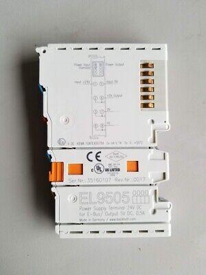 Beckhoff El9505 Power Supply Unit Terminal 5 V Dc