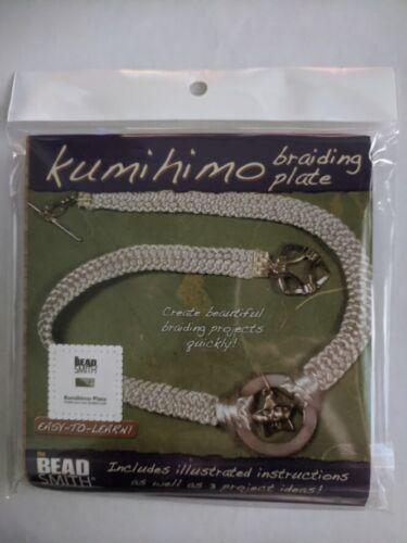 Kumihimo Cord Braiding Disc 15cm. Beadsmith