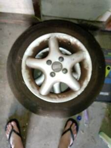 14 inch Rims Toyota Corolla Mount Pritchard Fairfield Area Preview
