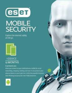 ESET Mobile Security For Android 1 Device 1 Year Retail Download Narre Warren Casey Area Preview