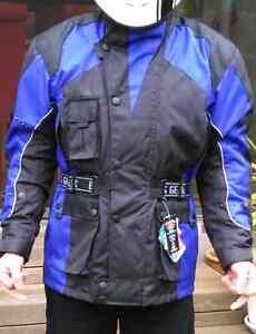 Bikers Gear Australia Cordura Wet Weather Jacket size M NEW Mount Waverley Monash Area Preview