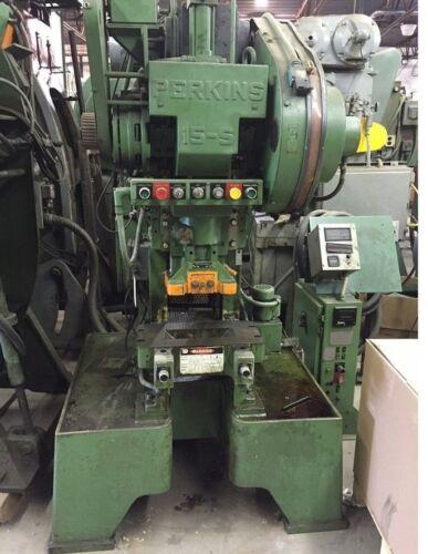 Perkins Model 15S High Speed Press