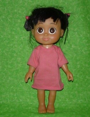"""Disney MONSTERS Inc BABBLIN BOO Babbling Talking Doll 11"""" tall Works Great, used for sale  Latonia"""