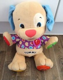 Fisher Price Interactive Teddy