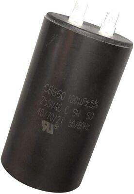 100uf 100mfd Cbb60 Run Capacitor 250vac 250v Ac Sh C P0 100 Uf Mfd 5060hz Ul