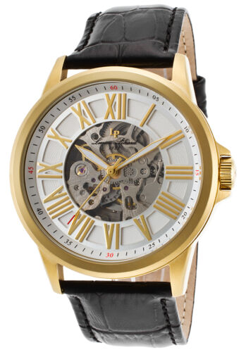 Lucien Piccard Calypso Automatic Mens Watch LP 12683A YG 02S