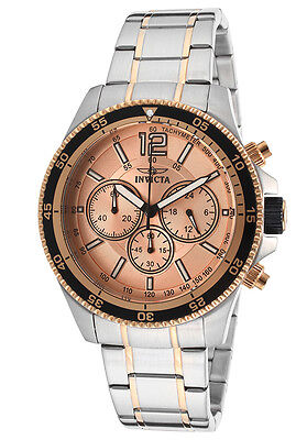 Invicta Men's 13977 Specialty Chronograph Two-Tone Stainless Steel Watch