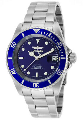"Invicta Men's ""Pro Diver"" Stainless Steel Automatic Watch 9094OB"