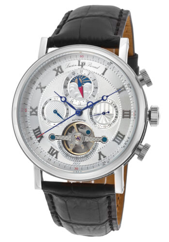 Lucien Piccard Ottoman  Day-Night Automatic Mens Watch LP-40012A-02S