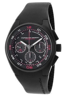 Porsche Design 6620.13.47.1238 Men's Automatic Chronograph Black PVD Watch