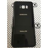 Samsung Galaxy S8+ Plus G955 Black Glass Back Cover Housing Battery Door +Tape