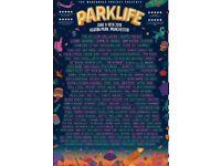 2 x Parklife Saturday Tickets