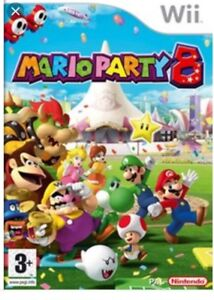 LTB Mario Party WII