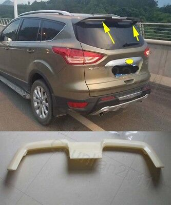 Factory Style Spoiler Wing ABS for 2013-2019 Ford Escape Kuga Spoilers Wing C