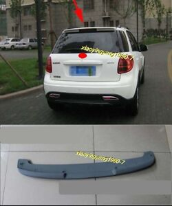 ABS Factory Style Rear Trunk Spoiler Wing for 2008-2016 Suzuki SX4 5dr HB
