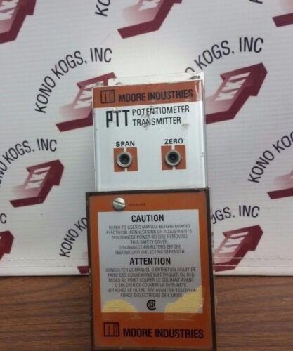 Moore PTT Potentiometer Transmitter