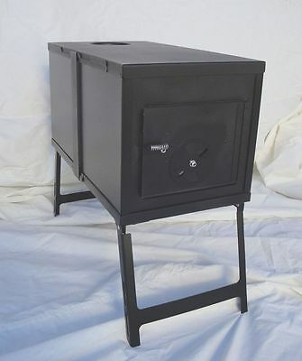 NEW! Collapsible Wood Stove for Outfitter Canvas Wall Tent C