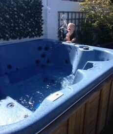 Arctic spas ( hot tub )