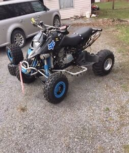 2003 ds650 baja bombardier (can am)