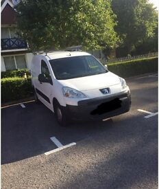 20111 Peugeot Partner Van
